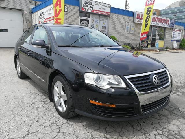 2010 Volkswagen Passat Accident Free | Leather | Alloy Wheels | Warranty