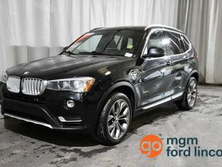 Used 2015 BMW X3 xDrive28i for sale in Red Deer, AB