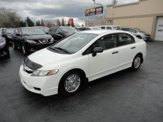 Used 2009 Honda Civic Automatique Air Clim Démarreur a vendre for sale in Laval, QC
