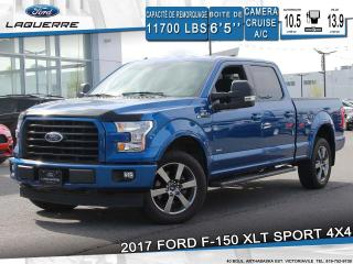 Used 2017 Ford F-150 Xlt Sport 4x4 Camera for sale in Victoriaville, QC