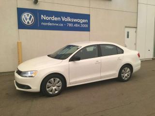 Used 2012 Volkswagen Jetta Sedan TRENDLINE+ AUTOMATIC - HEATED SEATS for sale in Edmonton, AB