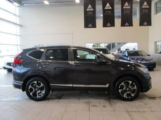 New 2019 Honda CR-V Touring Navigation Remote Start Moonroof for sale in Red Deer, AB