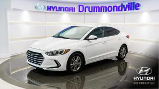 Used 2017 Hyundai Elantra GL + GARANTIE + MAGS + ANGLES MORTS !! for sale in Drummondville, QC