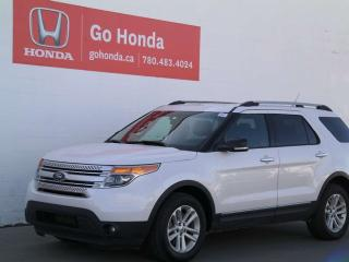 Used 2015 Ford Explorer XLT, 4WD, LEATHER, LOADED for sale in Edmonton, AB