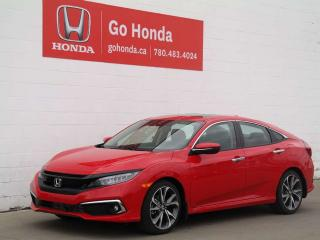 New 2019 Honda Civic Sedan TOUR for sale in Edmonton, AB