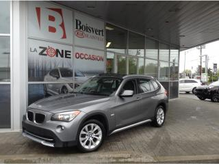Used 2012 BMW X1 xDrive28i for sale in Blainville, QC