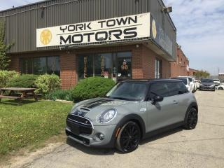 Used 2017 MINI Cooper S/HeatedSeats/Leather/PanoRoof/Bluetooth for sale in North York, ON