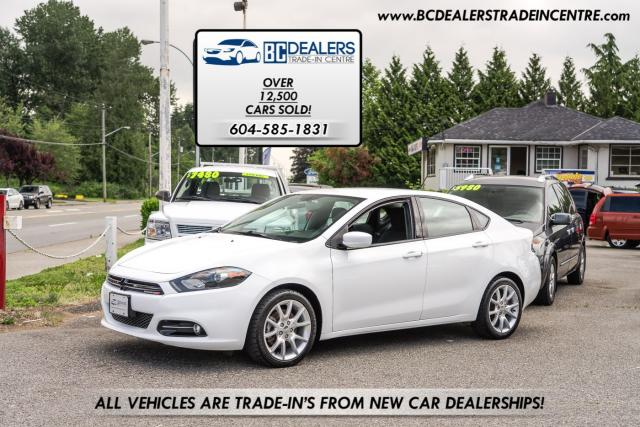 2013 Dodge Dart SXT Special Edition Group, Local, Low K, No Accid.