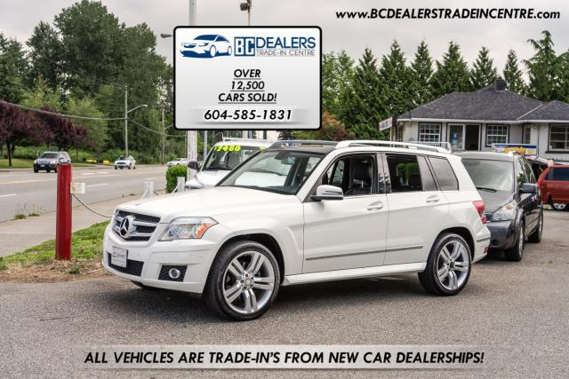 2010 Mercedes-Benz GLK-Class GLK 350, Local, No Accidents, Pano Roof, Pirelli!
