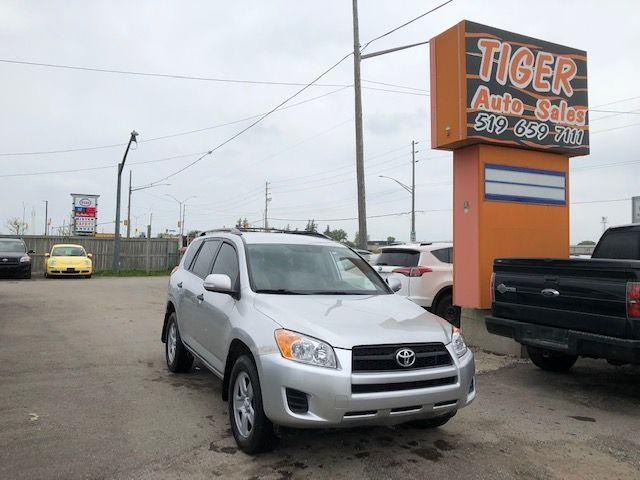 2011 Toyota RAV4 **ONLY 121 KMS**ALL WHEEL DRIVE**4 CYLINDER**CERT