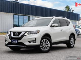 Used 2018 Nissan Rogue SV,AWD,PANO,R/V CAM,ECO/SPORT for sale in Barrie, ON