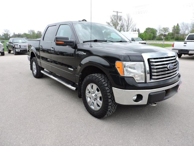 2011 Ford F-150 XLT/XTR. V6 turbo. Only 160000 km's. Loaded