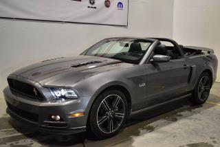 Used 2014 Ford Mustang GT for sale in Sherbrooke, QC