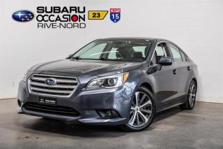 Used 2015 Subaru Legacy 3.6R Limited NAVI+CUIR+TOIT.OUVRANT for sale in Boisbriand, QC