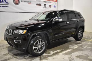 Used 2018 Jeep Grand Cherokee LTD 4X4 for sale in Sherbrooke, QC
