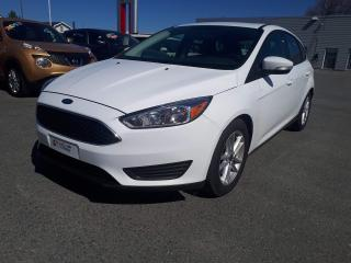 Used 2016 Ford Focus SE for sale in Rouyn-Noranda, QC