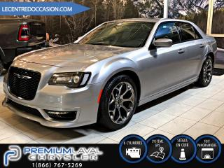 Used 2018 Chrysler 300 300S*CUIR/TOIT PANO/NAV* for sale in Laval, QC