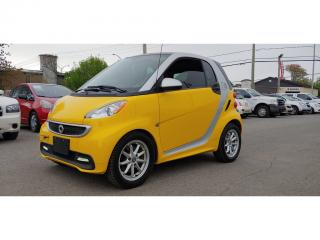 Used 2014 Smart fortwo Cpe Passion 45$/sem for sale in St-Jérôme, QC