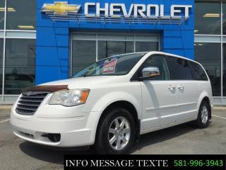 Used 2008 Chrysler Town & Country TOURING for sale in Ste-Marie, QC