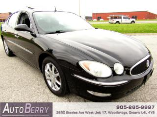 Used 2005 Buick Allure CSX - 3.6L - Leather for sale in Woodbridge, ON