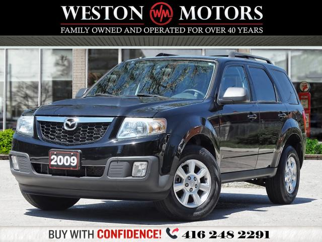 2009 Mazda Tribute LIMITED*AWD*SUNROOF*LEATHER*UNBELIEVABLE SHAPE!!*