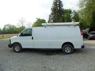 Used 2010 Chevrolet Express 2500 Cargo for sale in London, ON