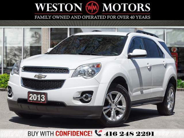 2013 Chevrolet Equinox LT*SUNROOF*LEATHER*BTOOTH*REVERSE CAM!!*