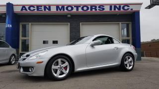Used 2009 Mercedes-Benz SLK 3.0L for sale in Hamilton, ON
