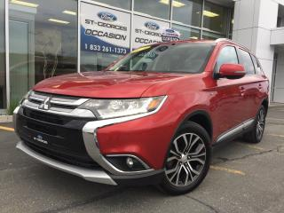 Used 2016 Mitsubishi Outlander Gt Awd V6 for sale in St-Georges, QC