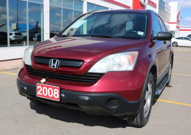 2008 Honda CR-V CR-V LX