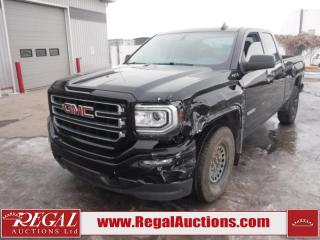 Used 2017 GMC Sierra 1500 Base Double CAB SWB 4WD 5.3L for sale in Calgary, AB