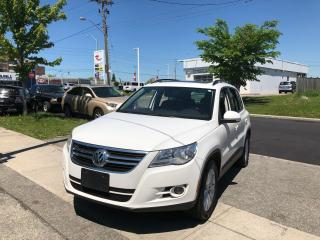 Used 2009 Volkswagen Tiguan COMFORTLINE for sale in Toronto, ON