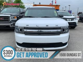 Used 2016 Ford Flex for sale in London, ON