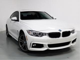 Used 2017 BMW 4 Series 430i xDrive Coupe   M-Sport   Clean Carfax for sale in Vaughan, ON