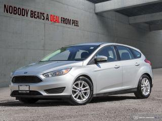 Used 2016 Ford Focus SE*Apple Link*Sync Voice Recog*4.2 Entertainment* for sale in Mississauga, ON