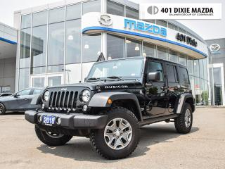 Used 2018 Jeep Wrangler JK Unlimited RUBICON for sale in Mississauga, ON