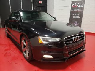 Used 2013 Audi A5 2.0T Premium S-LINE**NEW TIRES** NAV** for sale in North York, ON