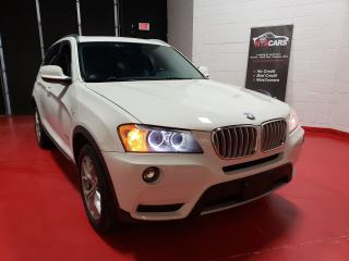 Used 2014 BMW X3 xDrive28i CERTIFIED BACK UP CAM for sale in North York, ON