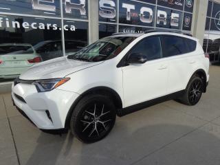 Used 2017 Toyota RAV4 SE.AWD.NAVIGATION.LEATHER/ROOF for sale in Etobicoke, ON