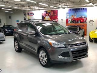 Used 2013 Ford Escape SEL, NAV, SUNROOF, AWD for sale in Paris, ON