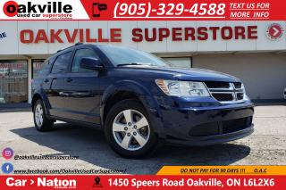 Used 2017 Dodge Journey SE | TOUCHSCREEN | CRUISE | ALLOYS | 7PASS for sale in Oakville, ON