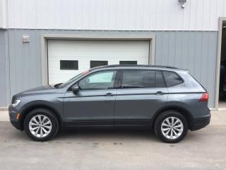 Used 2019 Volkswagen Tiguan Trendline for sale in Fredericton, NB