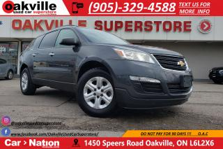 Used 2013 Chevrolet Traverse LS | ONSTAR | B/U CAM | BLUETOOTH | AUX | IPOD for sale in Oakville, ON
