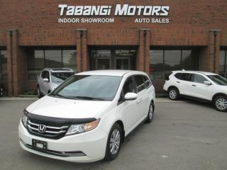 Used 2014 Honda Odyssey EX | POWER DOORS | 8-PASSENGER | REAR CAM | HTD SEATS for sale in Mississauga, ON