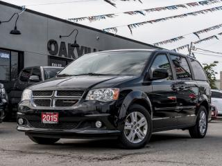 Used 2015 Dodge Grand Caravan 4dr Wgn Crew for sale in Oakville, ON