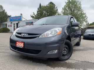 Used 2006 Toyota Sienna 5dr LE 7-Passenger AWD * ACCIDENT FREE, LOW KMS * for sale in Brampton, ON