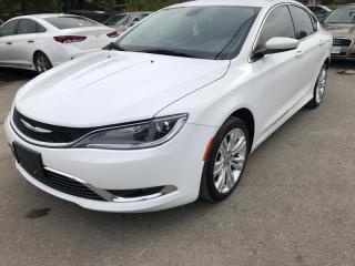 Used 2015 Chrysler 200 4dr Sdn Limited FWD for sale in Toronto, ON