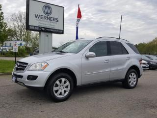 Used 2007 Mercedes-Benz ML 350 4MATIC for sale in Cambridge, ON