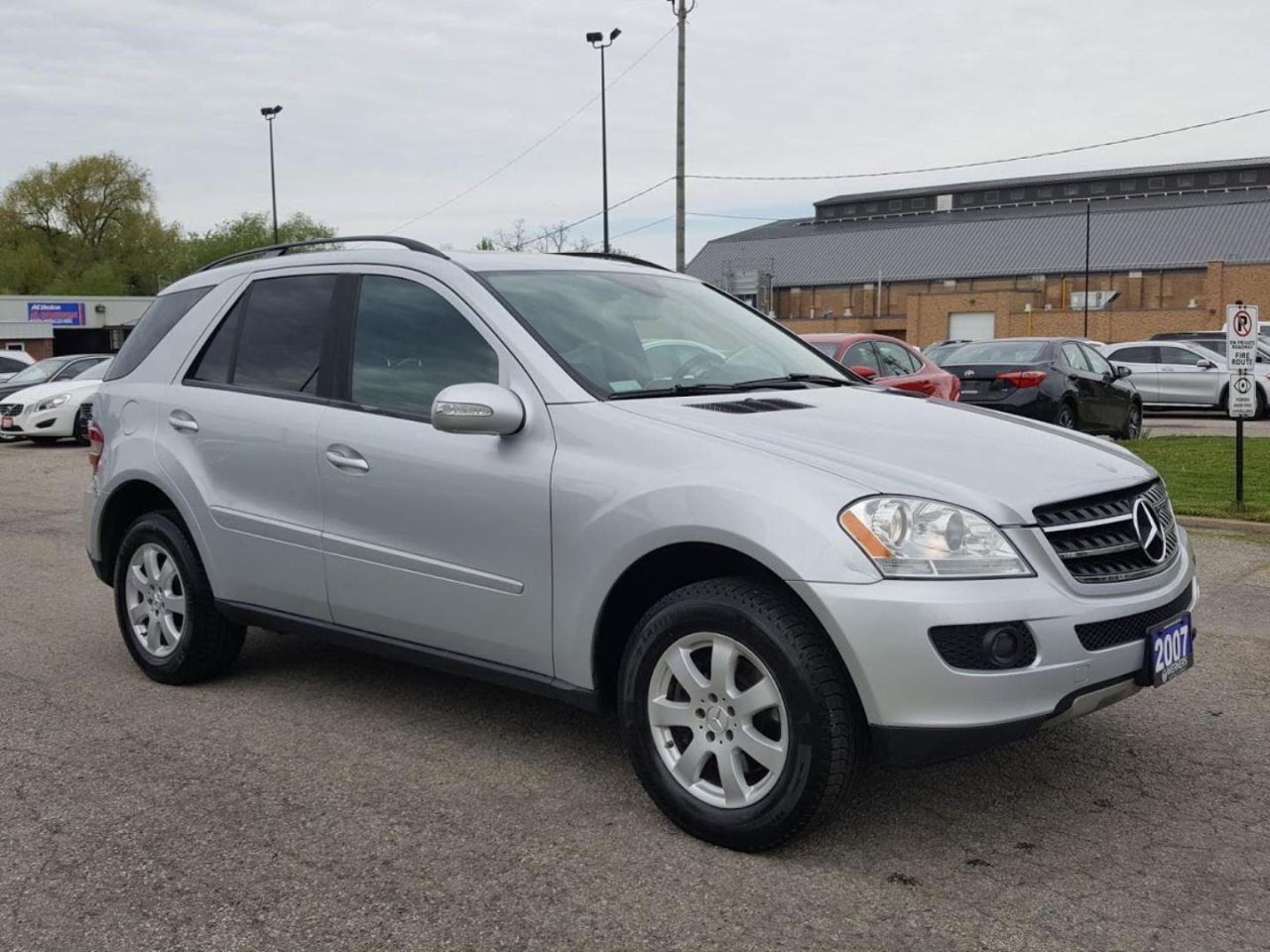 2007 Mercedes-Benz ML 350