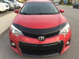 Used 2015 Toyota Corolla 4DR SDN for sale in Hamilton, ON